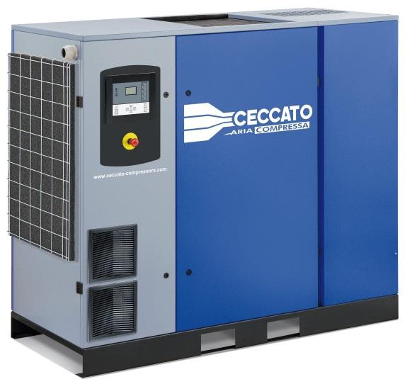 Винтовой компрессор Ceccato DRB 30/8,5 CE 400 50