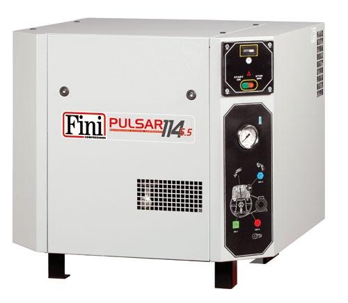 Поршневой компрессор Fini PULSAR CONC.SE BK114-4