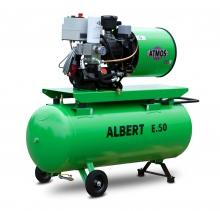 Винтовой компрессор Atmos Albert E 50-10