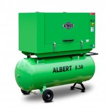 Винтовой компрессор Atmos Albert E 50-10 Рr