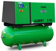 Винтовой компрессор Atmos Albert E 95-10