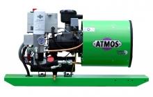 Винтовой компрессор Atmos Albert E 50-10 без ресивера