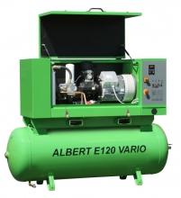 Винтовой компрессор Atmos Albert E 120 Vario Pr