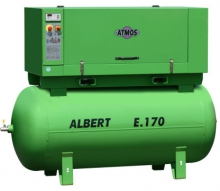 Винтовой компрессор Atmos Albert E 170