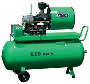 Винтовой компрессор Atmos Albert E 80 Vario Рr