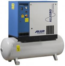 Винтовой компрессор Alup Allegro 11 500L