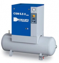 Винтовой компрессор Ceccato CSM 3 10 220 200L