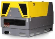 Передвижной компрессор Comprag DACS 3S
