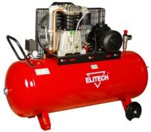 Поршневой компрессор Elitech КР270/AB670/4Т